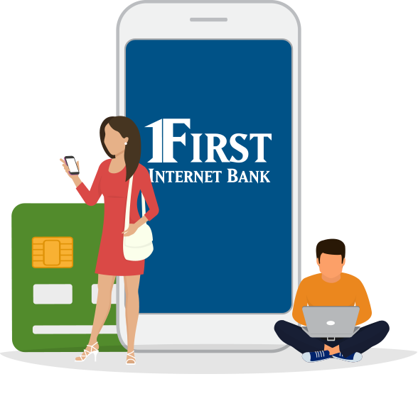 Online Checking Accounts | Online Banking | First Internet Bank