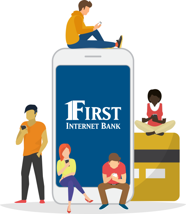 Online Banking | Savings, Checking, CDs, Mortgage | First